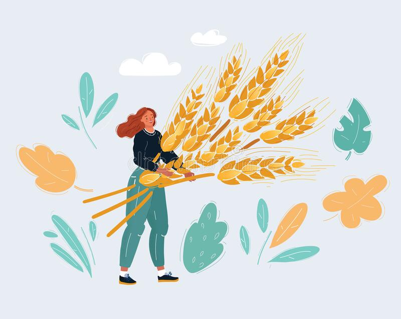 Grains Clipart Sheaf Wheat Sheaves Of Wheat Clipart Image Provided -  EpiCentro Festival