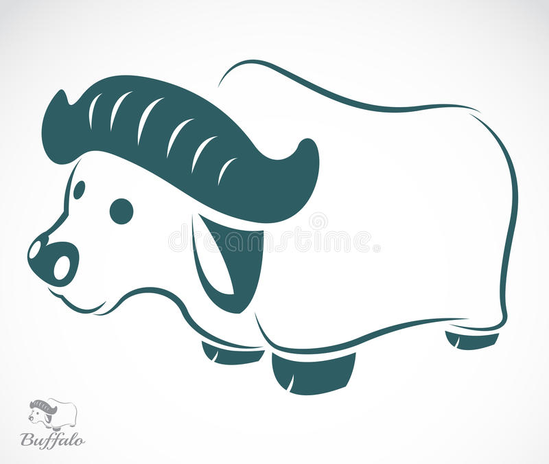 Download Vector image of an buffalo stock vector. Illustration of head - 31979358