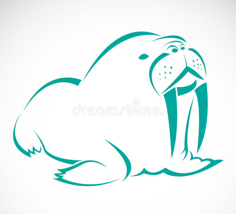 Free Vector Image Of An Sea Lion Royalty Free Stock Images - 36855179
