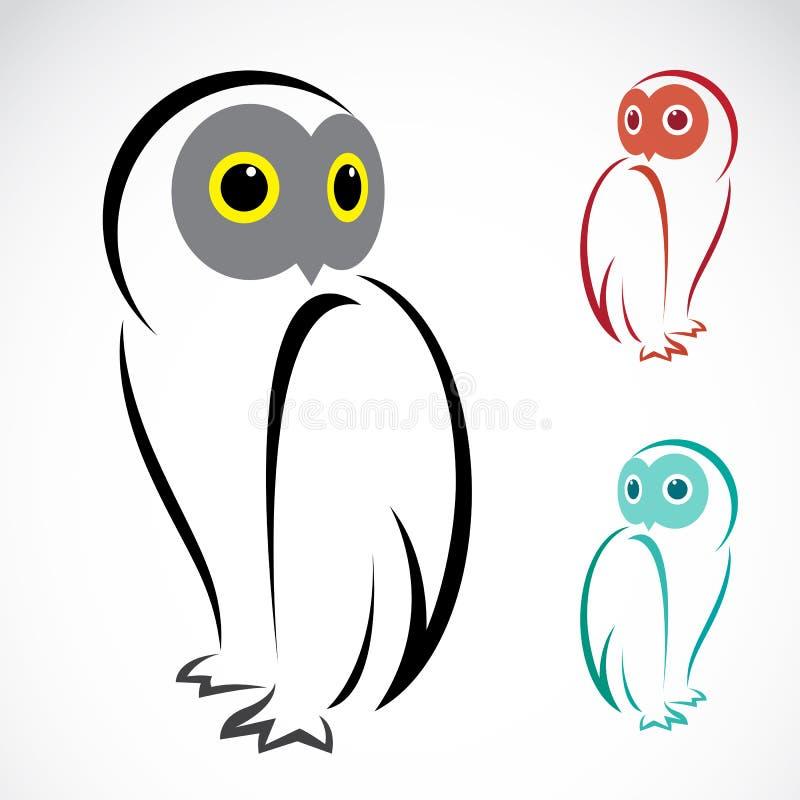 Download Vector image of an owl stock vector. Image of black, bird - 31587127