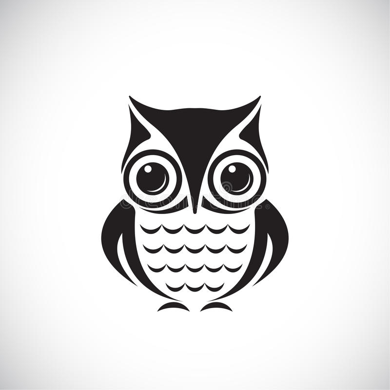 Vector images of owl vector illustration