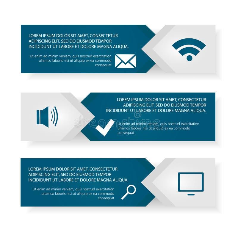 Vector infographic malplaatje royalty-vrije illustratie