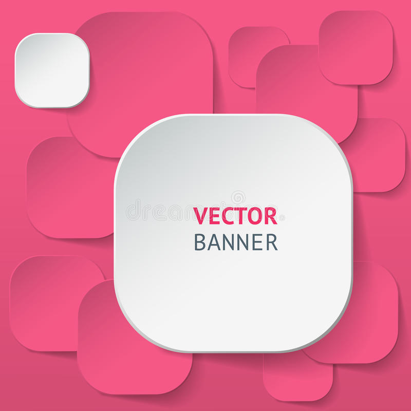 Vector infographic origami banners set. Vector infographic origami banners set for your print and web presentation, visualization and design stock illustration