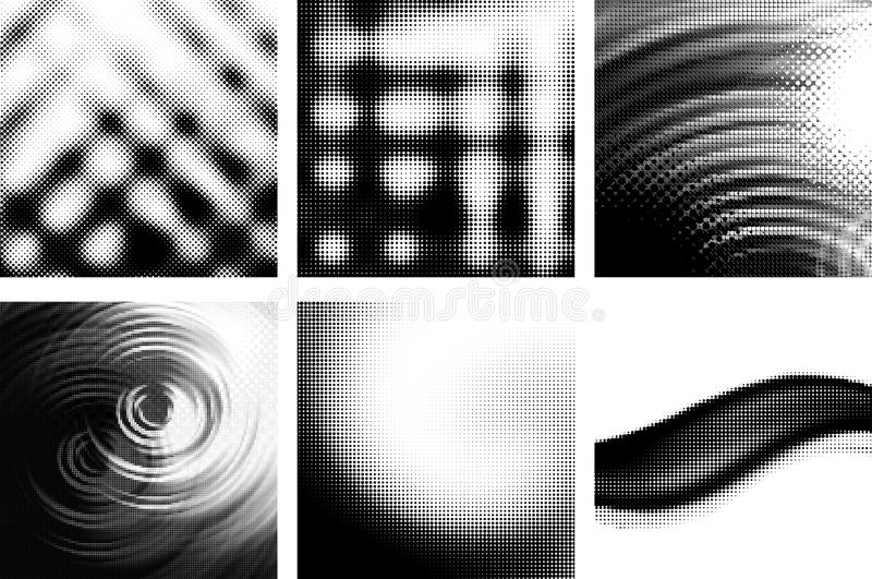 Download Vector Ink Brush Strokes Set Royalty Free Stock Photo - Image: 32874445