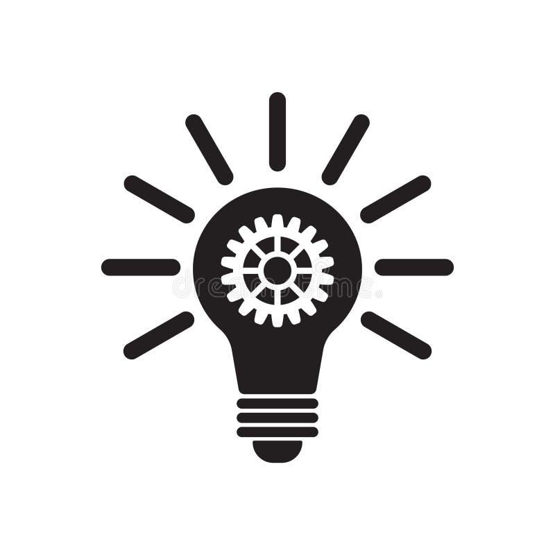 Vector innovation Icon. Vector illustration on white background vector illustration