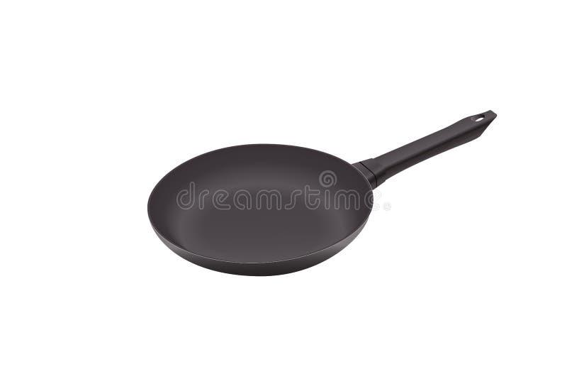 Vector iron pan royalty free illustration