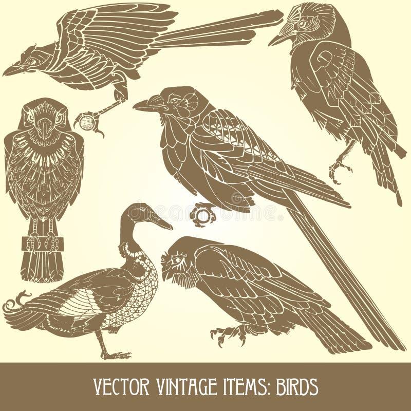 Free Vector Items: Birds Stock Photos - 17844743