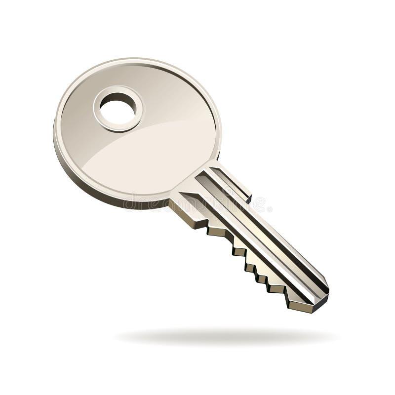 Download Vector key stock vector. Illustration of safe, household - 40087505