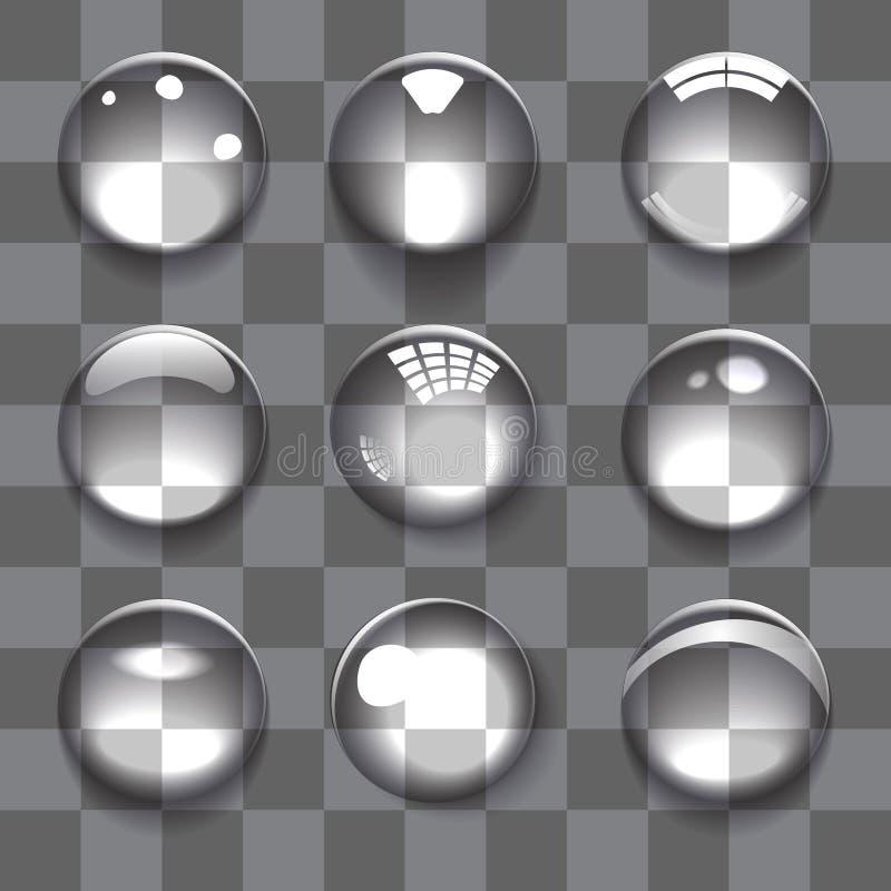 Vector las burbujas libre illustration