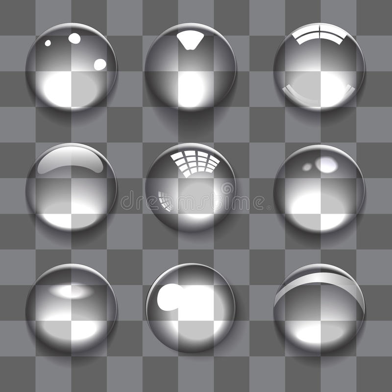 Vector le bolle royalty illustrazione gratis