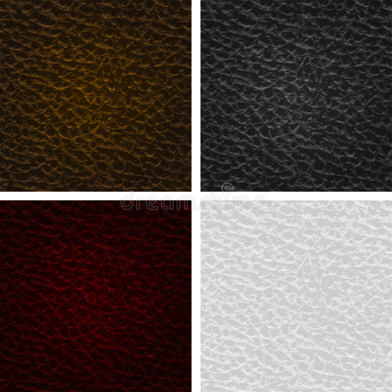 Vector leather seamless texture. Eps10. Vector leather seamless texture. Vector illustration Eps10 vector illustration