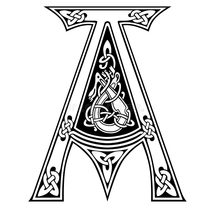 Celtic Letter Alphabet Peopledavidjoel