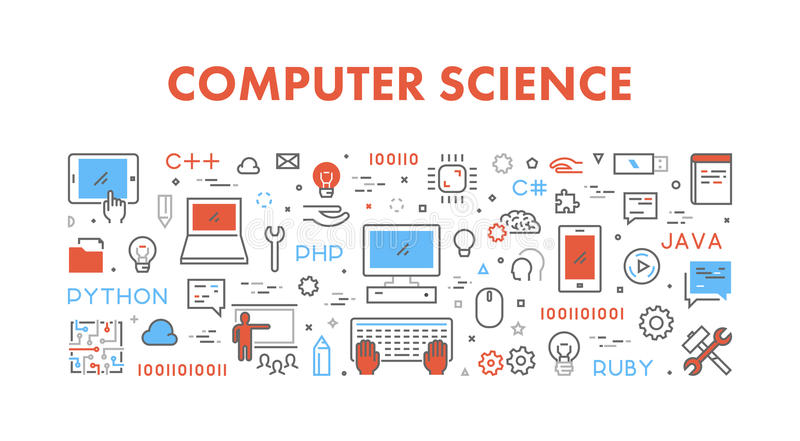 Computer Science Stock Illustrations 252 725 Computer Science Stock Illustrations Vectors Clipart Dreamstime