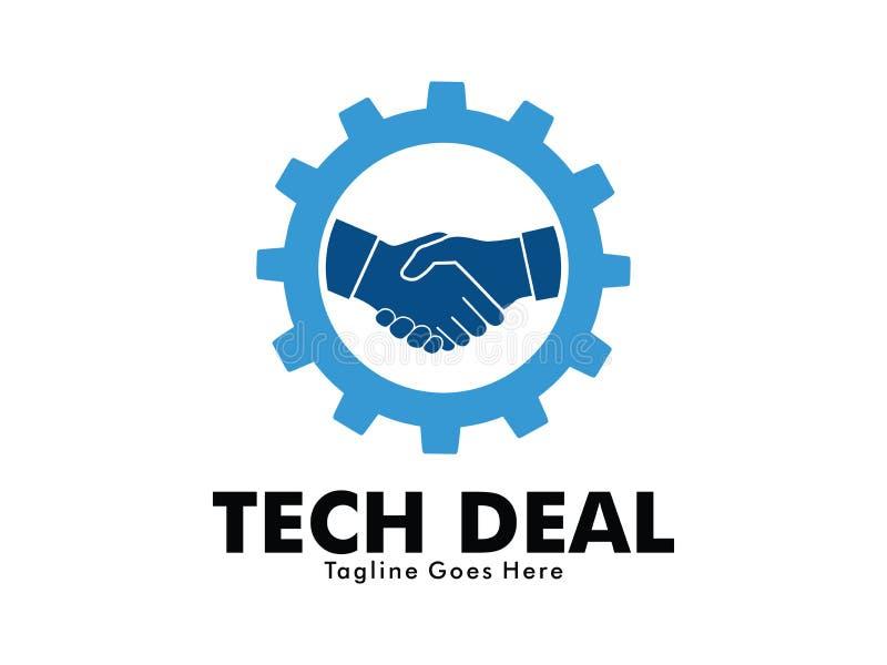 vector logo design of car dealer technology business deal marketing rh dreamstime com auto repair shop logo auto body shop logo design