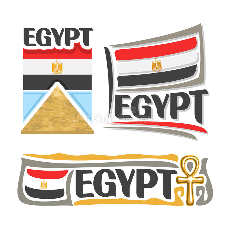 Vector Logo Egypt Stock Vector Illustration Of Ancient 80715106