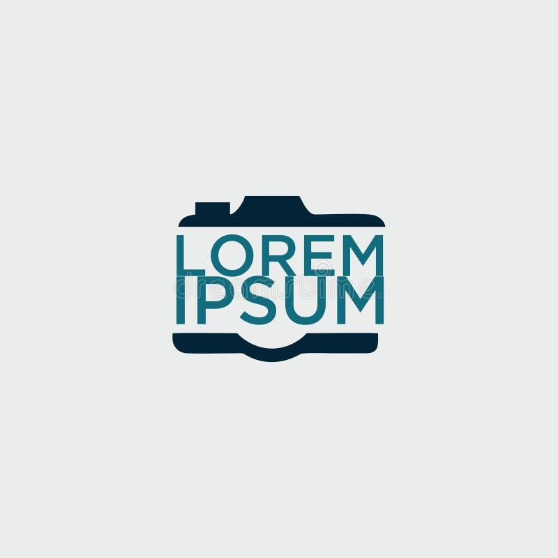 Download Vector Logo For Photographer Stock Illustration - Illustration of logo, creative: 107448875