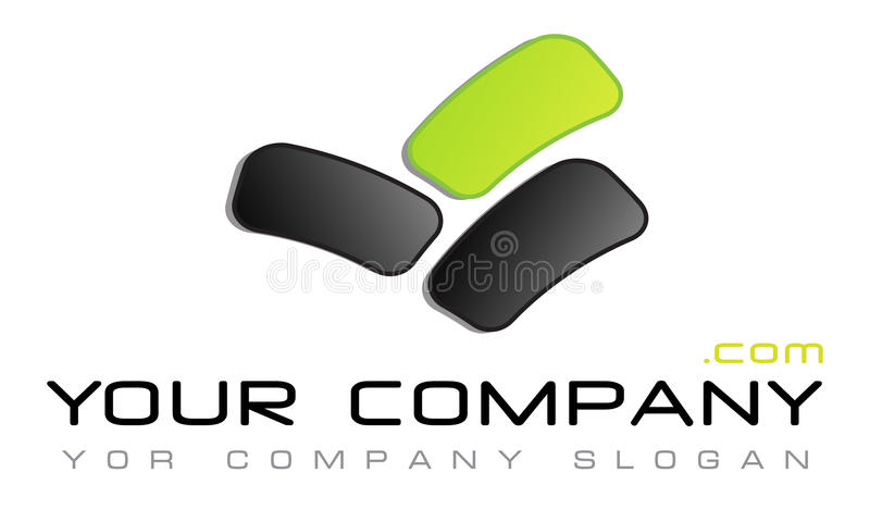 Vector logo template, car service, pitstop, tire business, abstract royalty free stock photo