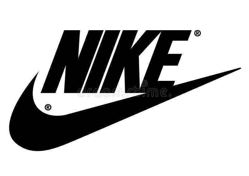 Nike Logo vector illustration