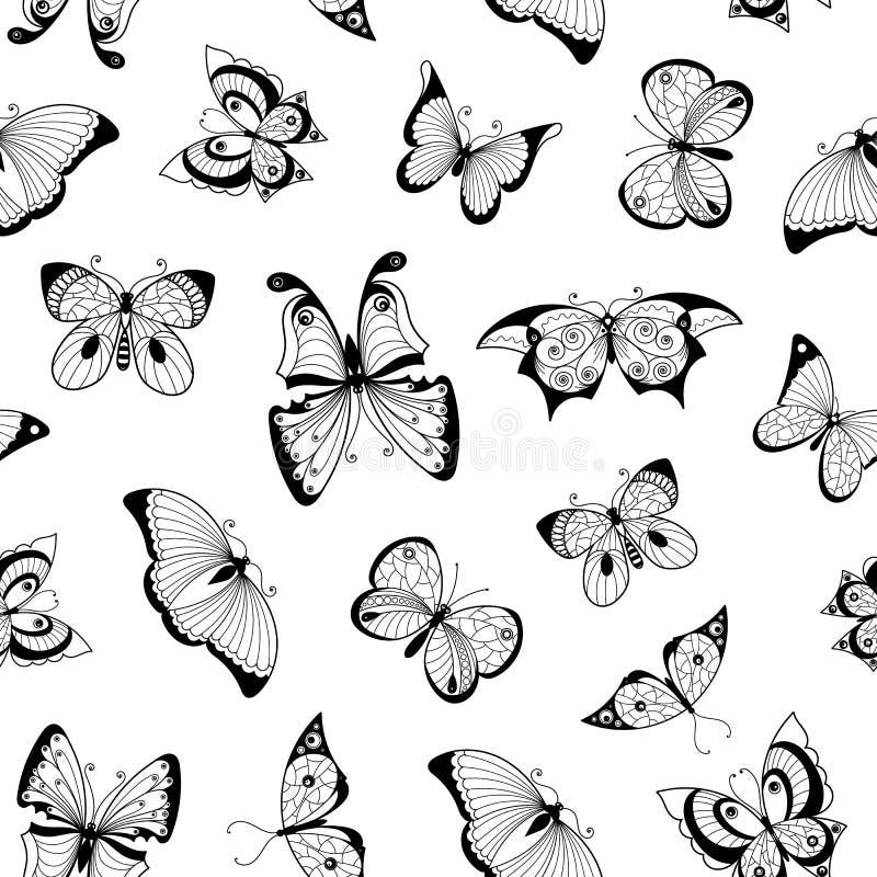 Vector los insectos dibujados mano modelo o el ejemplo del fondo libre illustration