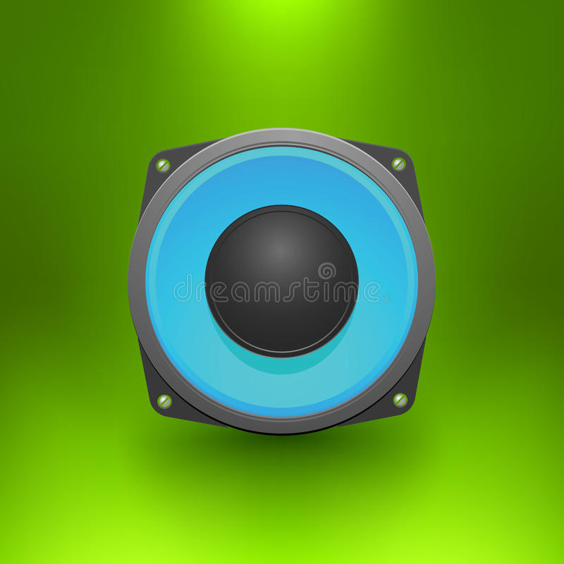 Download Vector Loudspeaker Stock Images - Image: 21364354