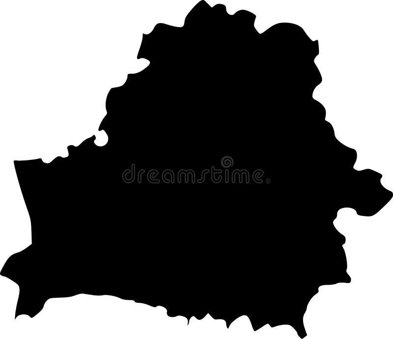Download Vector map of belarus stock vector. Illustration of european - 6929934