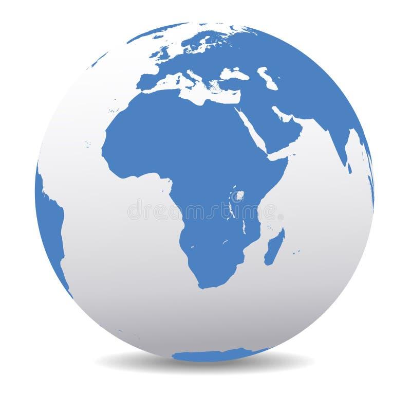 Download Africa Arabia Global World Earth Icon