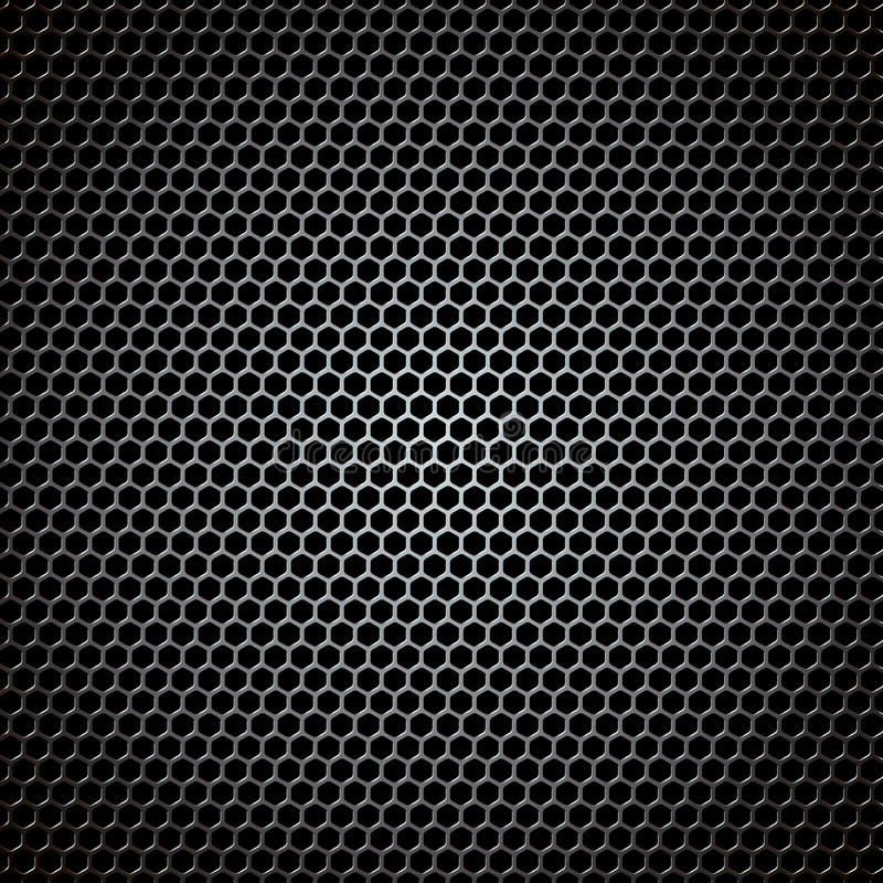 Download Vector Metal Grid Royalty Free Stock Images - Image: 21615369