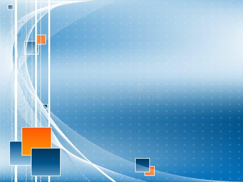 Download Vector modern backdrop stock vector. Image of flowing - 8422840