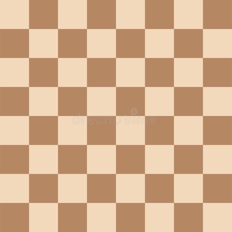 Vector modern chess board background design royalty free illustration