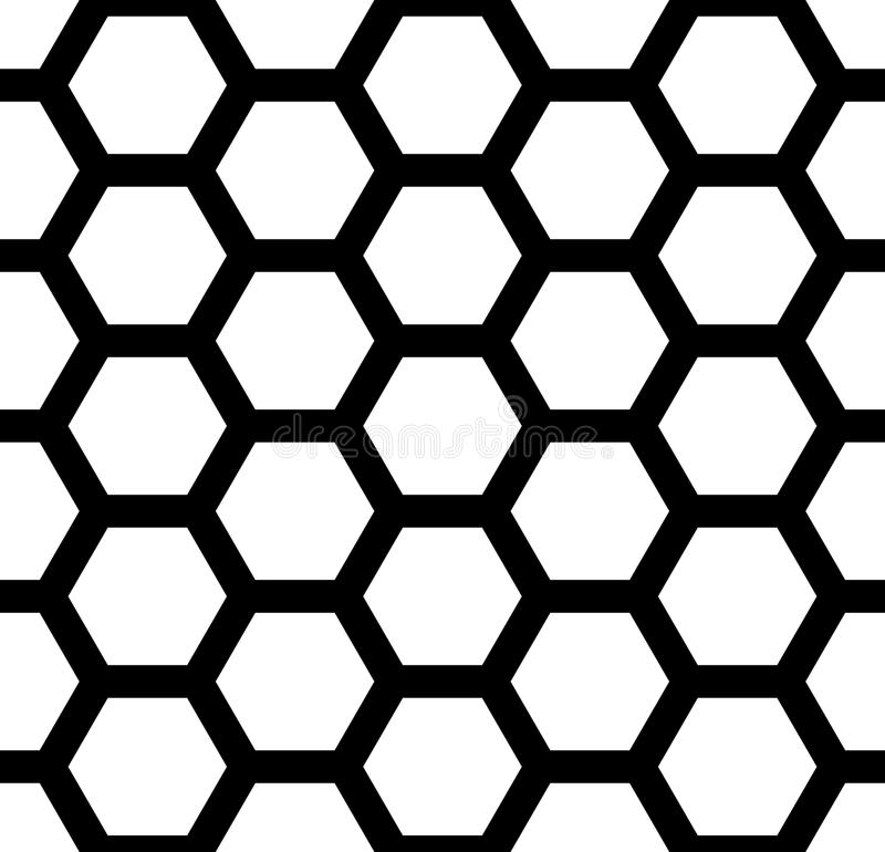 vector modern seamless sacred geometry pattern honeycomb black and rh dreamstime com honeycomb vector free honeycomb vector background