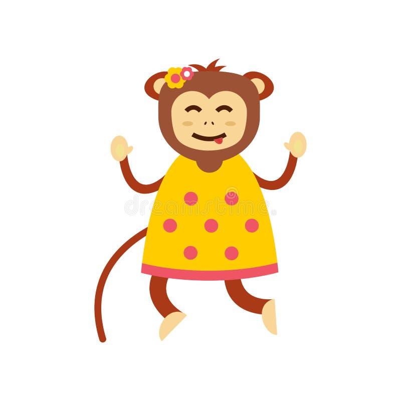 Download Vector Monkey Icon. Stock Vector - Image: 83720931