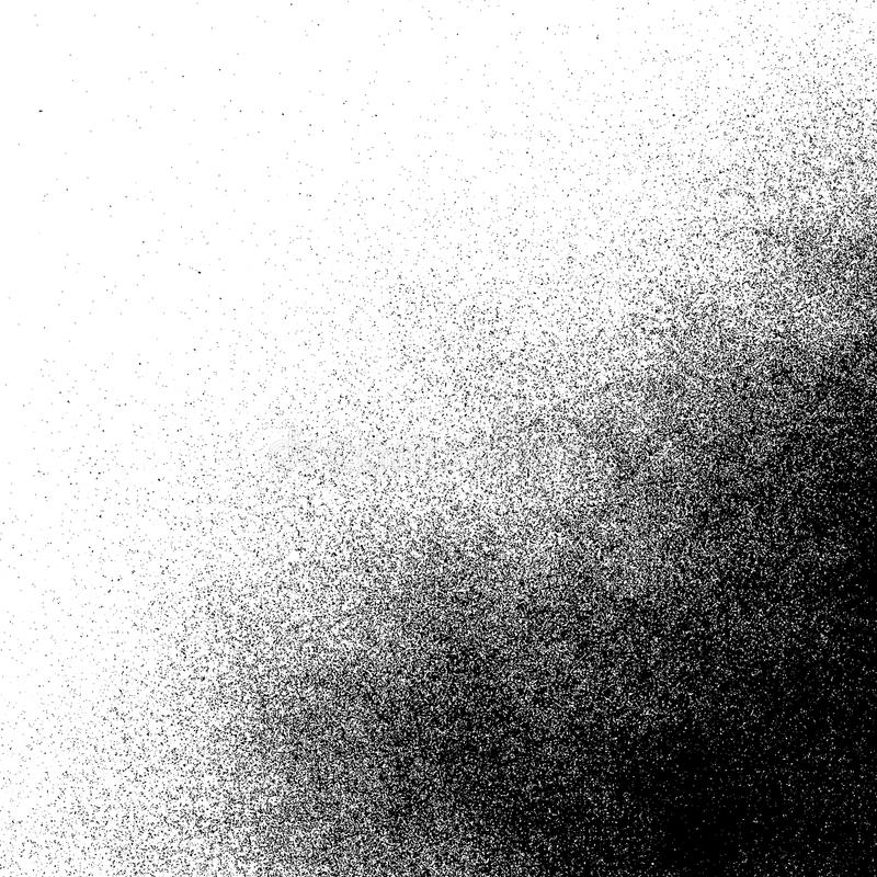 Vector Spray Paint Splatter Texture Stock Vector Illustration of