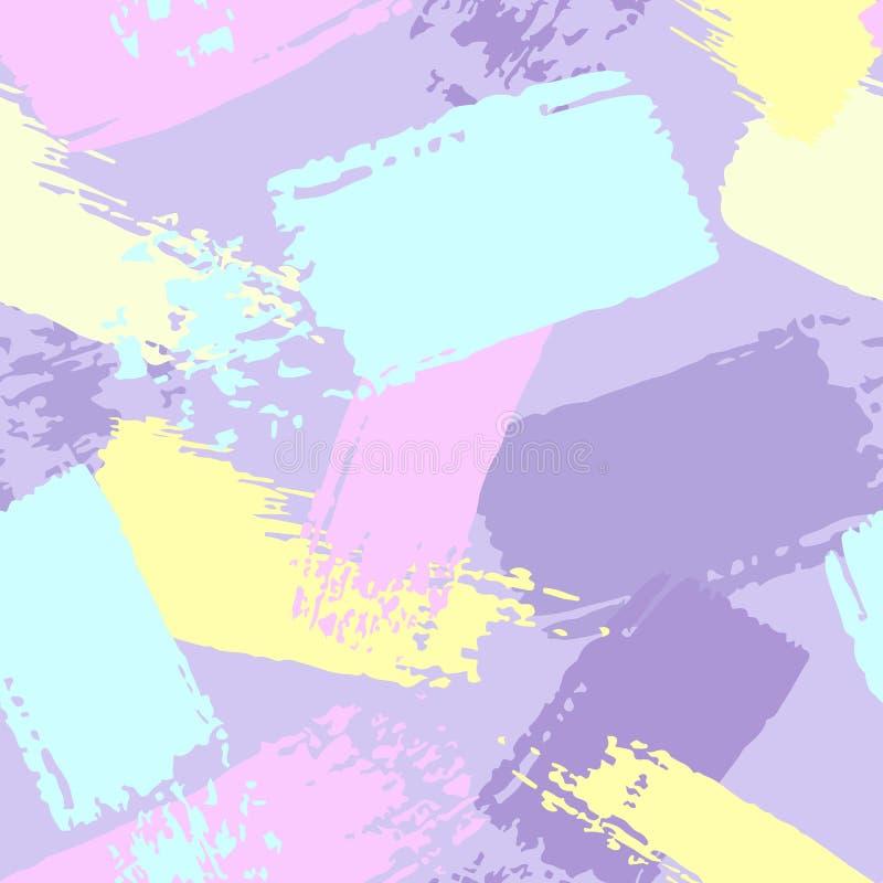 Vector naadloos patroon vector illustratie