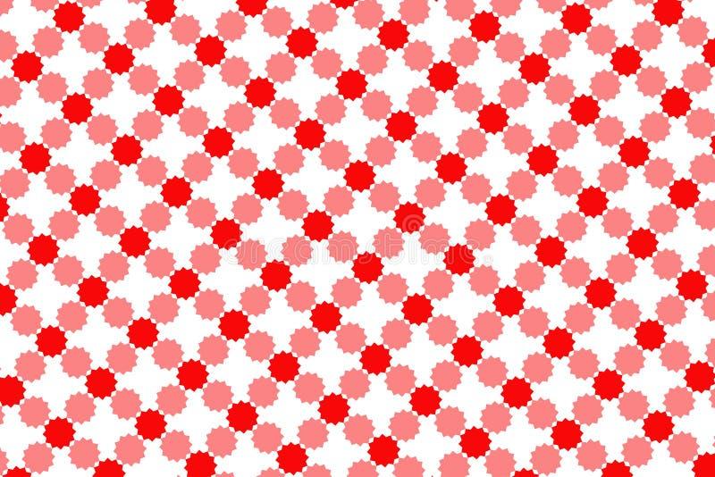 Vector Naadloos Patroon - eps-10 Vector illustratie vector illustratie
