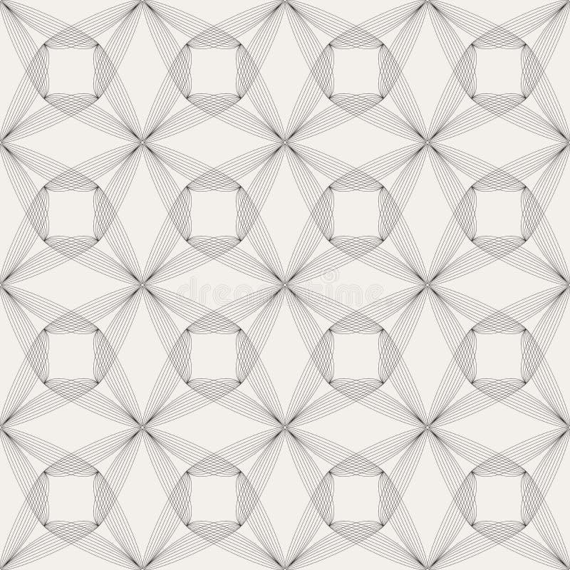 Vector naadloze achtergrond vector illustratie