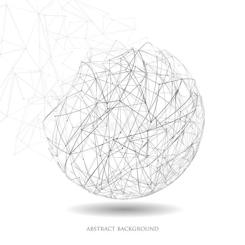 Vector nahtloses Muster Geometrischer Hintergrund mit Raute und Knoten Abstraktes geometrisches Muster Goldene Beschaffenheit Nah lizenzfreie stockfotografie