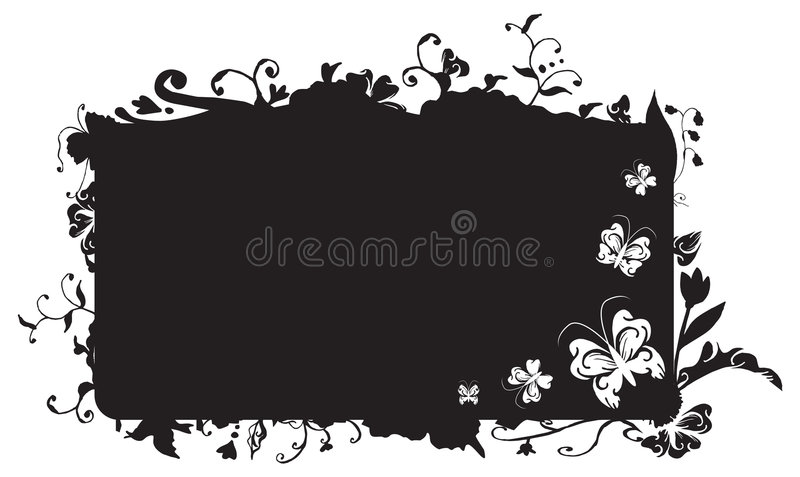 Download Vector Nature Frame Stock Images - Image: 3022304