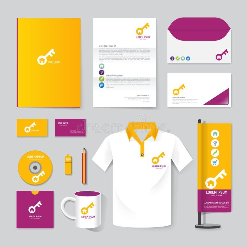 Vector o folheto, inseto, compartimento, dobrador, t-shirt, brochura da tampa ilustração stock