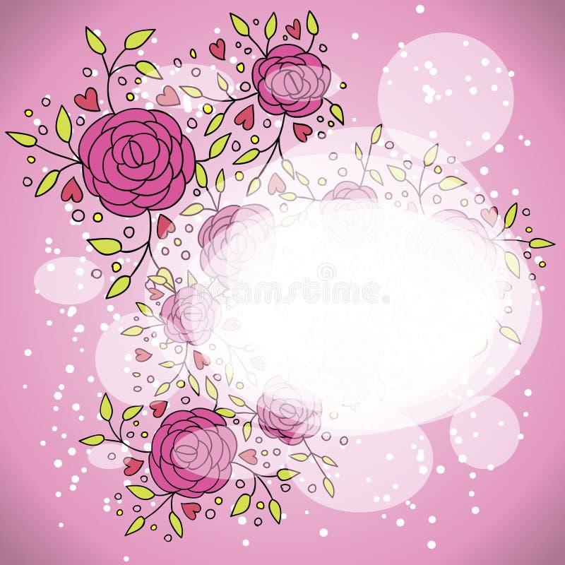 Download Floresça o fundo ilustração do vetor. Ilustração de tradicional - 29828565