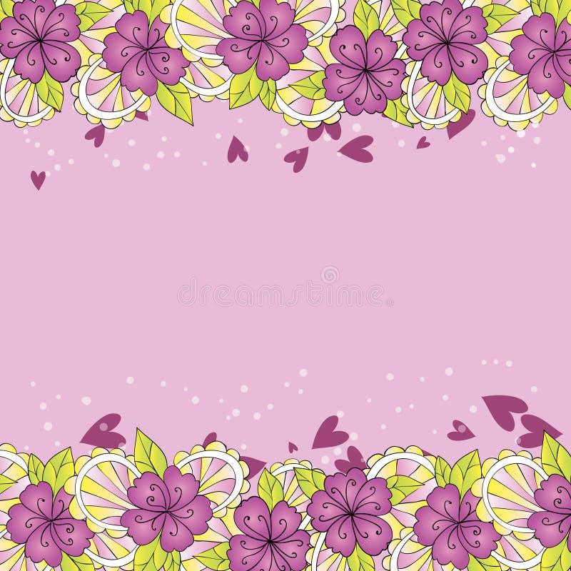 Download Floresça o fundo ilustração do vetor. Ilustração de beleza - 29828647