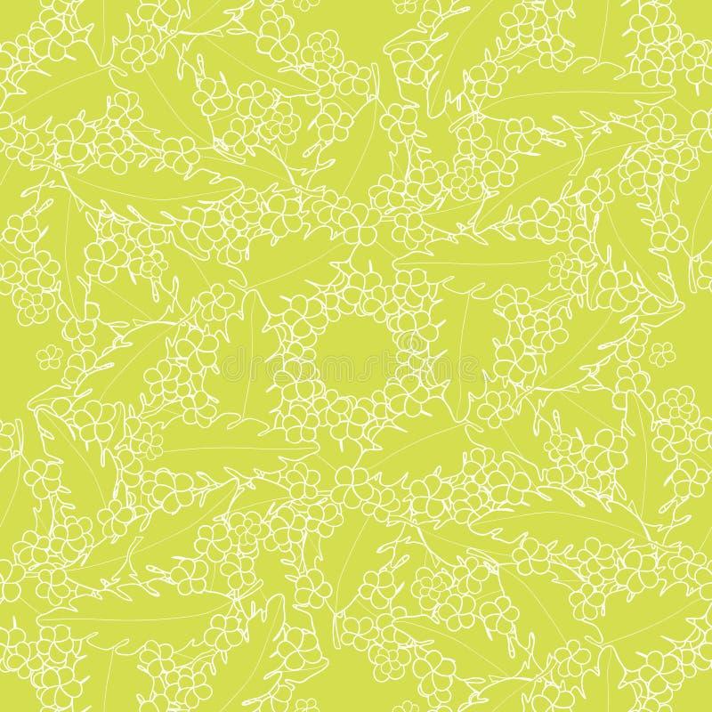 Download Teste Padrão Com Palma E Flores Ilustração do Vetor - Ilustração de nave, floral: 29827989