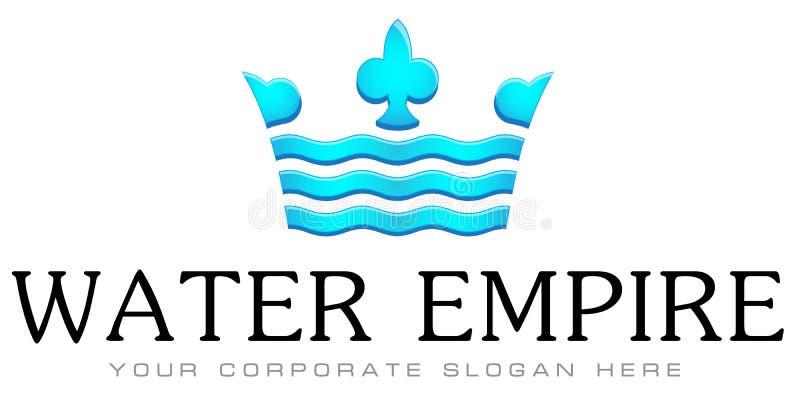 Vector o molde do logotipo, termas, hotel, recurso ilustração do vetor