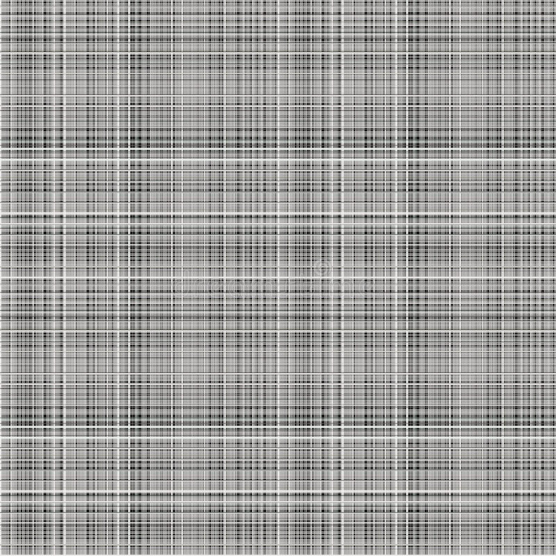 Vector o teste padrão sem emenda O fundo quadriculado pastel em cores cinzentas, amostra de folha da tela prova a textura ilustração do vetor