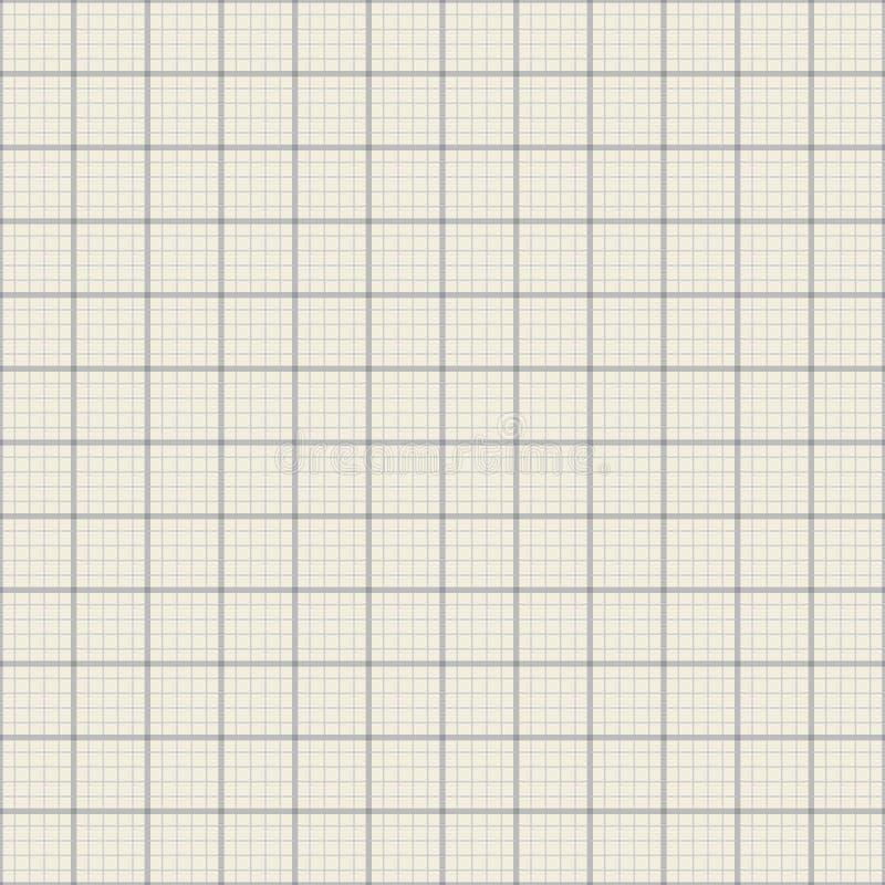 Vector o teste padrão sem emenda textura à moda moderna Fundo do papel de gráfico ilustração royalty free