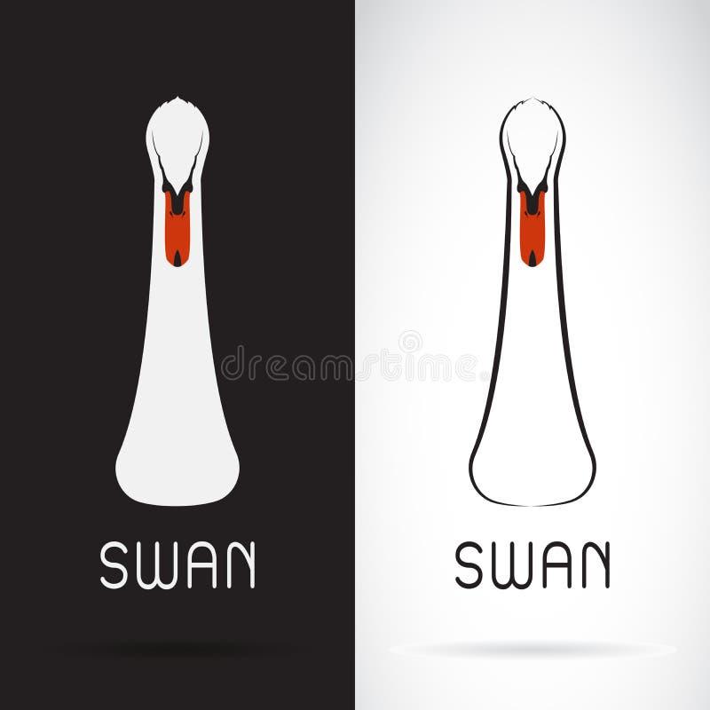 Free Vector Of Swan Head Design. Stock Photography - 103899072