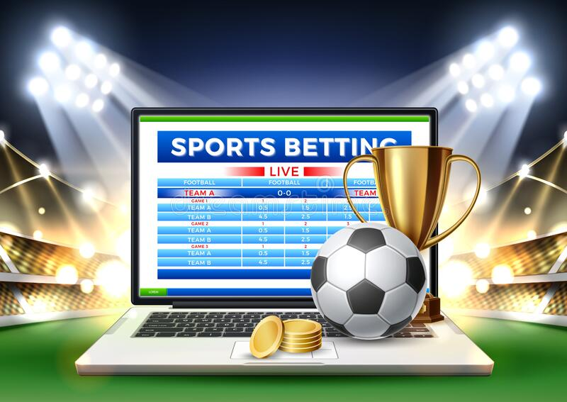 Sports Betting Stock Illustrations – 804 Sports Betting Stock  Illustrations, Vectors & Clipart - Dreamstime