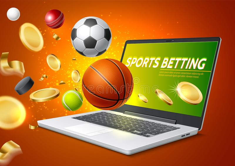 Online Betting Sports Stock Illustrations – 349 Online Betting Sports Stock  Illustrations, Vectors & Clipart - Dreamstime