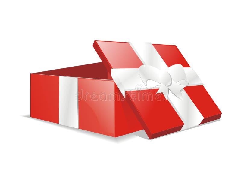 Download Vector Open Gift/ Present Box Stock Vector - Image: 11148625