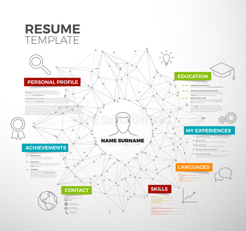 Resume Templates Word Template Free Colorful Microsoft Download .