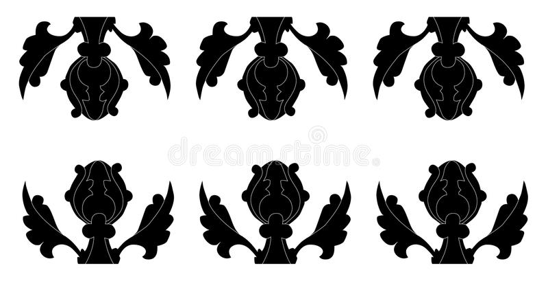 Download Vector ornament vector illustratie. Illustratie bestaande uit lint - 10775458